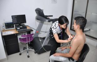 Electrocardiografía