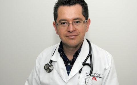 Dr.  EDWAR ROZO ORTÍZ
